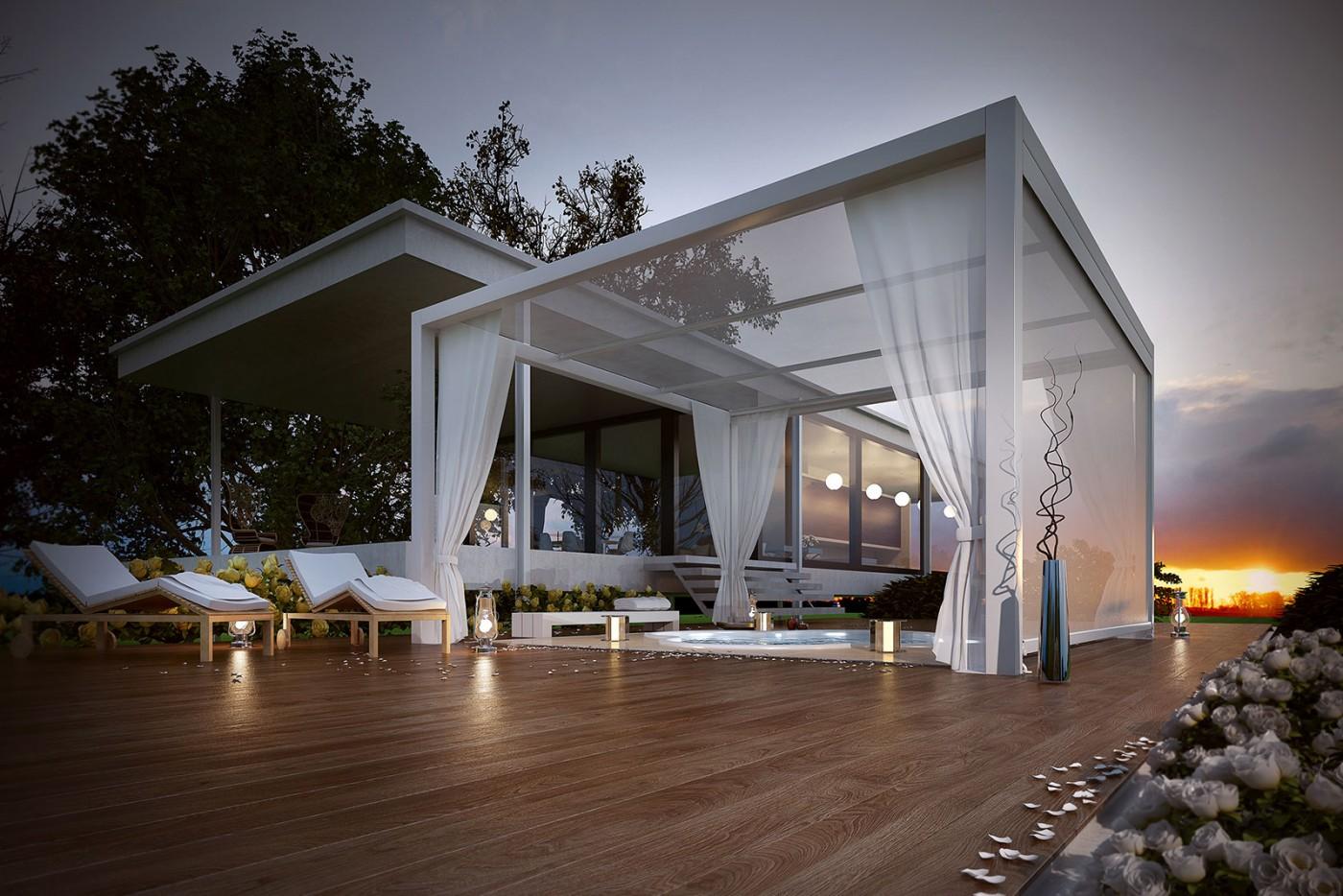 Un design moderno ed essenziale…